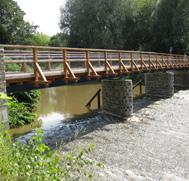 Brücke Pfortensteg