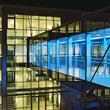 BMW München, Max-Diamand-Straße - Verbindungsbrücke zwischen zwei Bürokomplexen