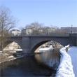 Sanierung Bogenbrücke in Zschopau